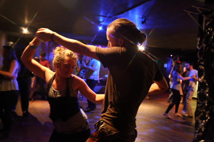 Fusion Dance Classes and Social