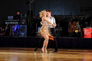 Latin Jive Dance