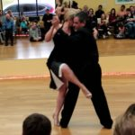 Argentine Greek Tango Performance