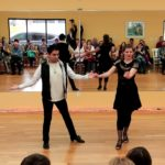Cha cha Performance - Rebekah & Jorge - Wait a Minute