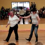 Country Dancing - Rebekah & Suzy