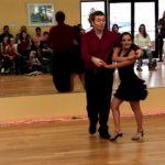 Cumbia Performance - Helen & Eugene