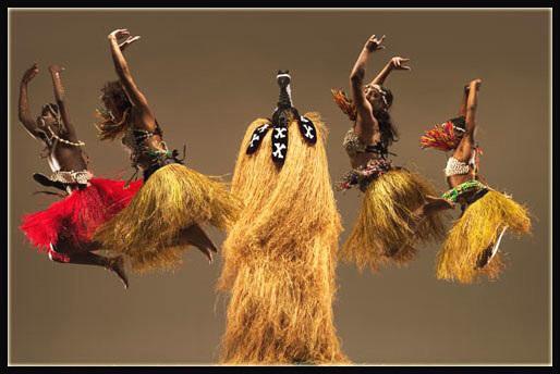 West African Dance
